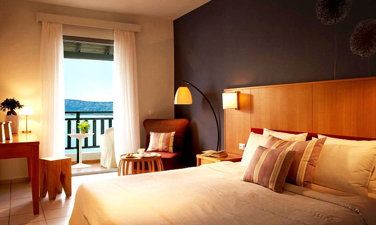 SENTIDO Elounda Blu double room