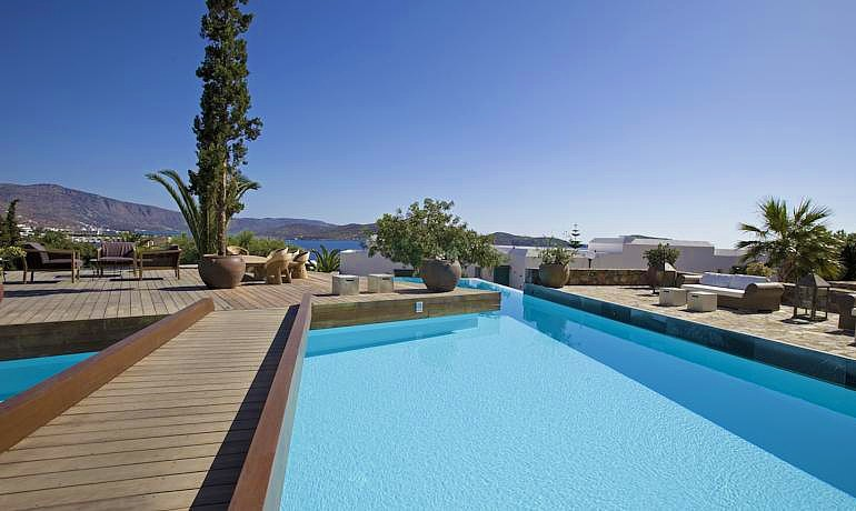 Sensimar Elounda Village Resort & Spa pool