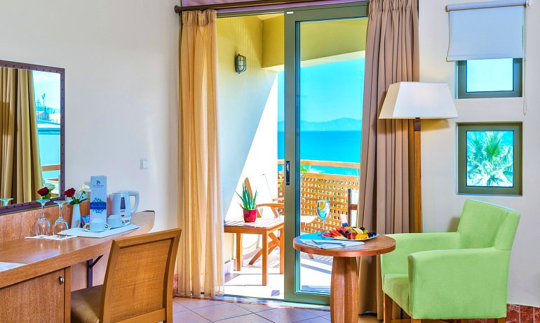 Santa Marina Plaza double room with balcony