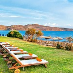 Santa Marina Plaza adults-only hotel in Crete, Greece