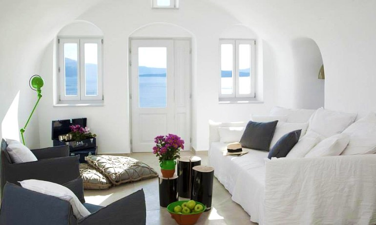 Santorini Secret Suites & Spa Absolute suite