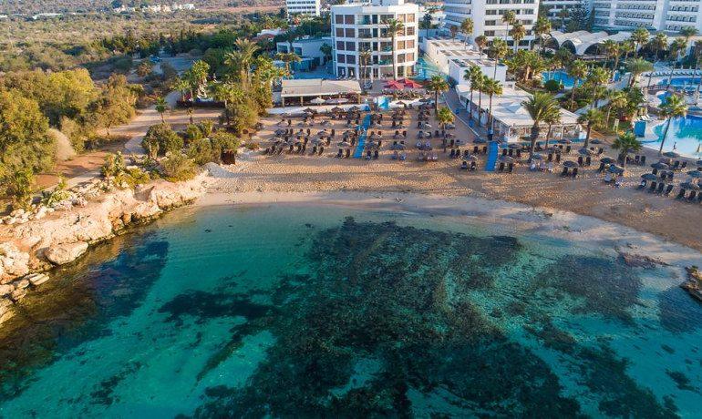Adams Beach Hotel Deluxe Wing sea