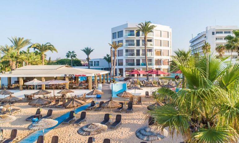 Adams Beach Hotel Deluxe Wing hotel area