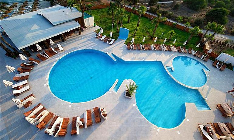 Adams Beach Hotel Deluxe Wing pool