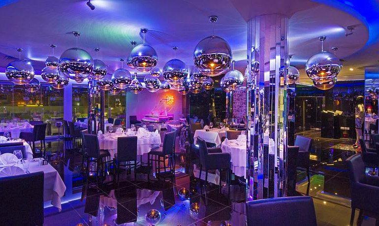 Adams Beach Hotel Deluxe Wing restaurant