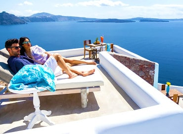 Andronis Luxury Suites Adults Only hotel in Santorini, Greece