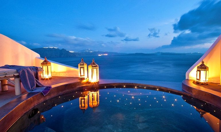 Andronis Luxury Suites exceptional
