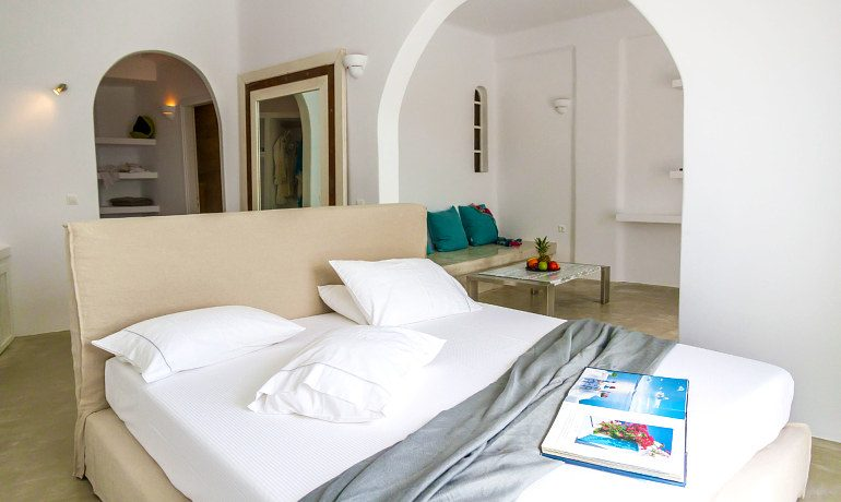 Andronis Luxury Suites Sunset villa Aristotelis