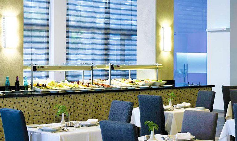 Atlantica Sea Breeze buffet restaurant