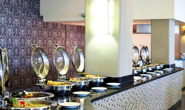 Atlantica Sea Breeze buffet restaurant food