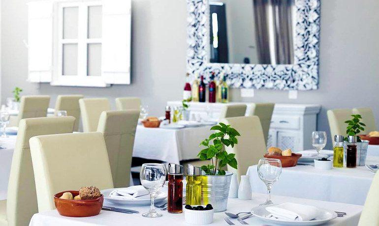 Atlantica Sea Breeze indoor restaurant