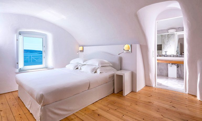 Canaves Oia Hotel Grand suite