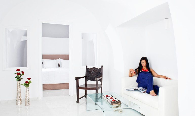 Canaves Oia Hotel Junior suite