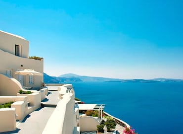 Canaves Oia Suites Adults Only hotel in Santorini, Greece