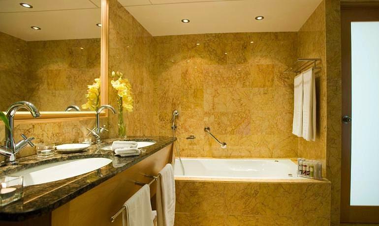 Constantinou Bros Asimina Suites Hotel bathroom