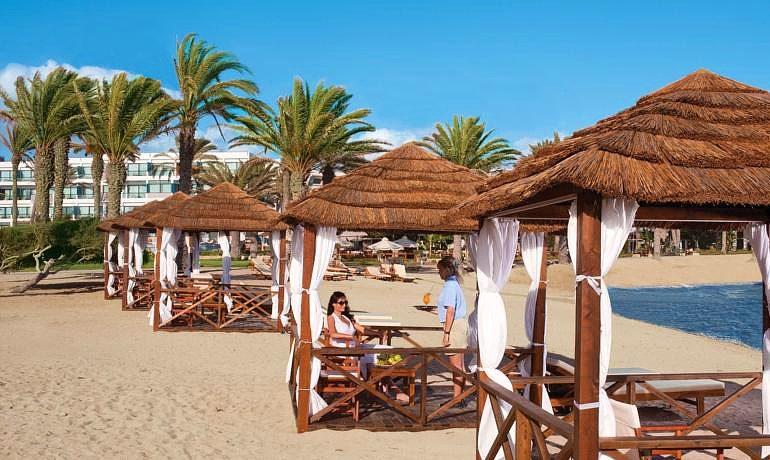 Constantinou Bros Asimina Suites Hotel beach
