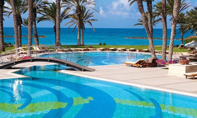 Constantinou Bros Asimina Suites Hotel pool area