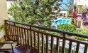 Creta Royal hotel double room balcony