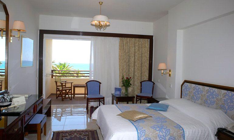 Creta Royal hotel double room sea view