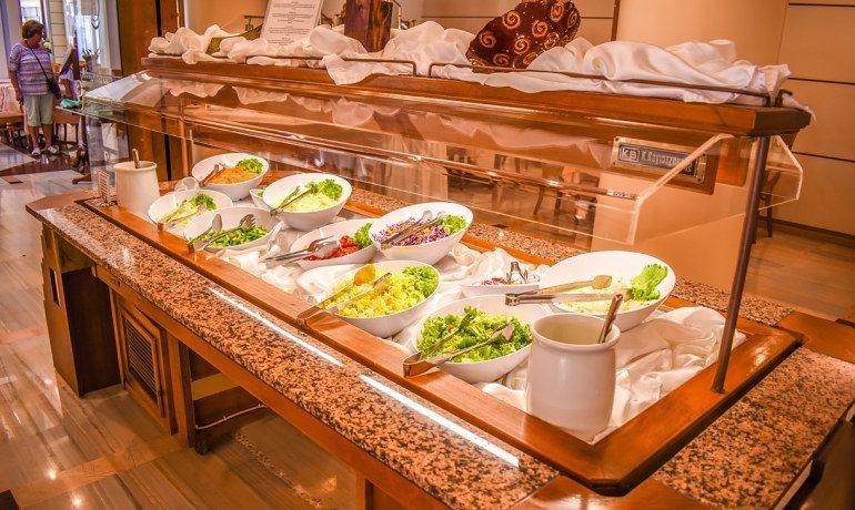 Creta Royal hotel gastronomy
