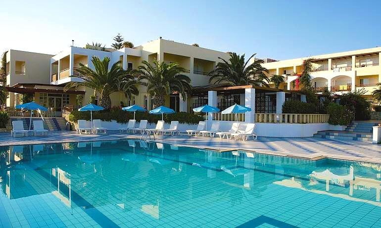 Creta Royal Hotel pool