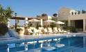 Creta Royal Hotel pool with sunbeds