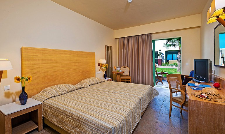 Grand Bay Beach Resort double room with garden view