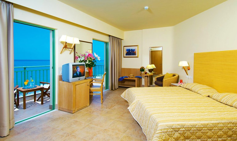 Grand Bay Beach Resort double room with sea view