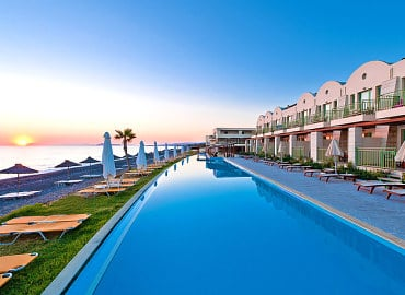 Grand Bay Beach Resort adults-only hotel in Crete, Greece
