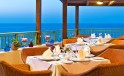 Grand Bay Beach Resort outdoor restaurant