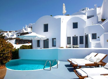 Ikies Traditional Houses Adults Only hotel in Santorini, Greece