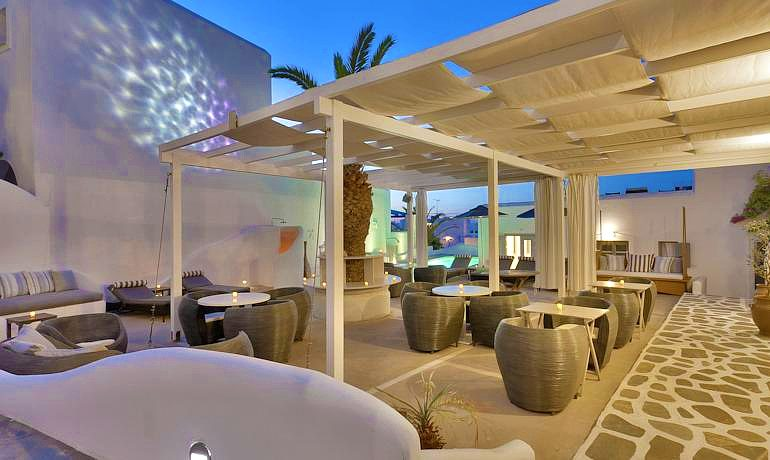 Lilly Residence-Boutique Suites bar
