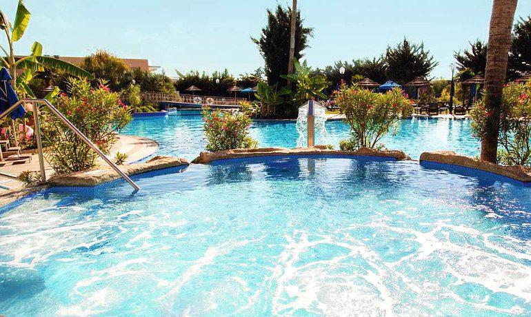 Atlantica Bay Hotel pool area