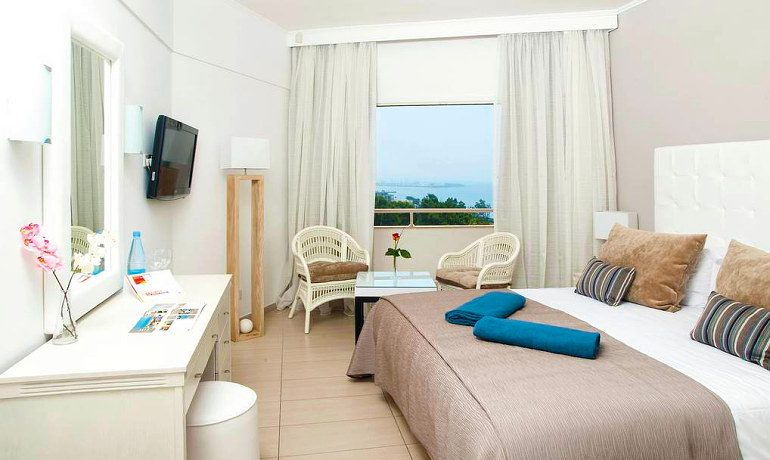 Atlantica Bay Hotel room