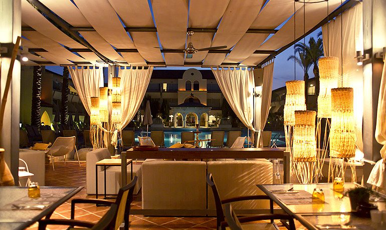 Napa Plaza Hotel ritual lounge soma