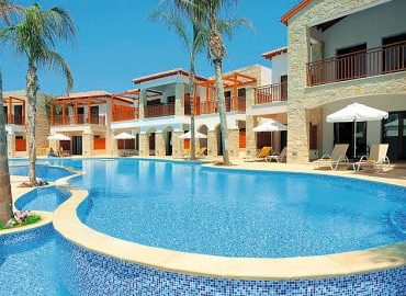 Olympic Bay Adults Only hotel in Ayia Napa, Cyprus