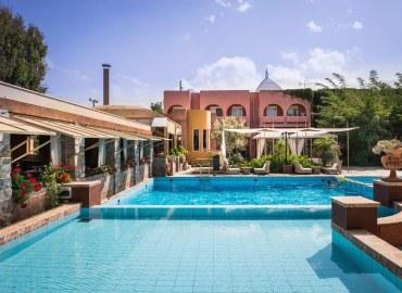 Orpheas hotel in Crete, Greece