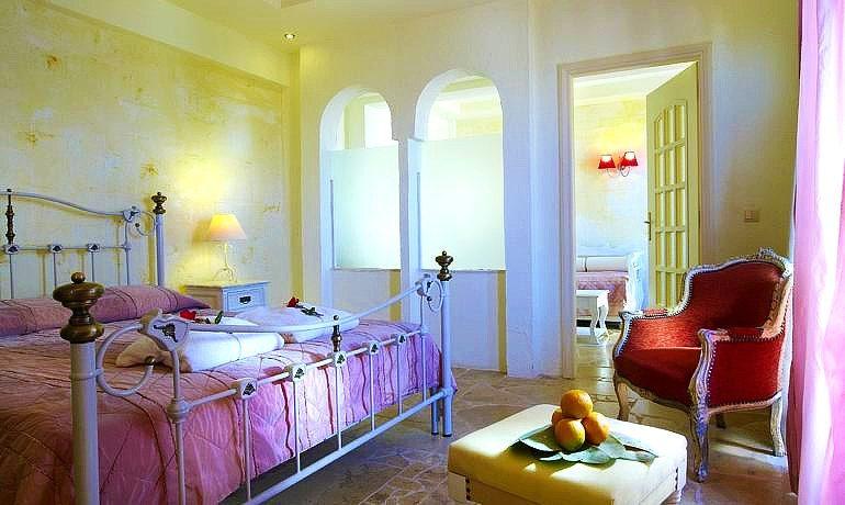 Orpheas Resort Hotel junior suite