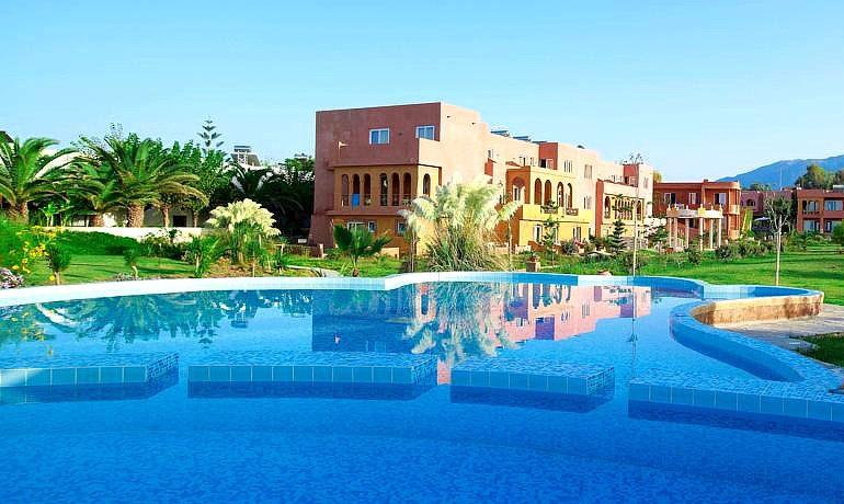 Orpheas Resort Hotel pool