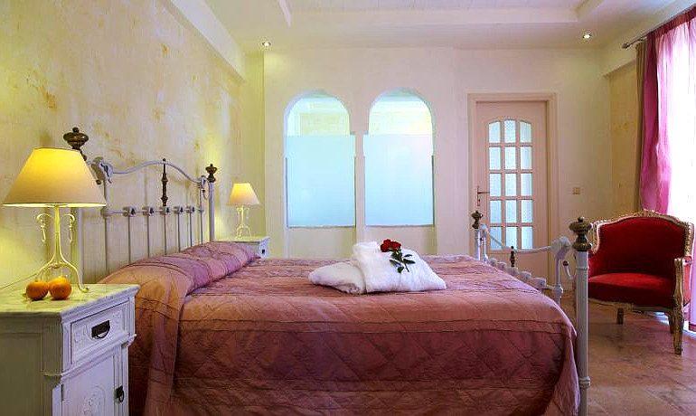 Orpheas Resort Hotel room