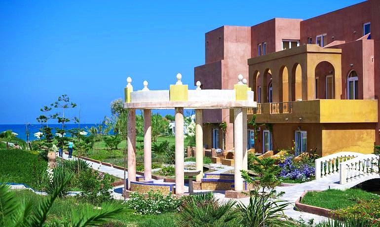 Orpheas Resort Hotel territory