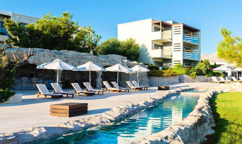 Sentido Port Royal Villas & Spa Kallithea pool bar