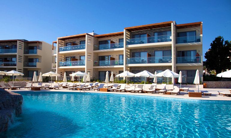 Sentido Port Royal Villas & Spa lagoon
