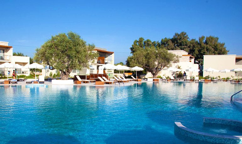 Sentido Port Royal Villas & Spa main pool