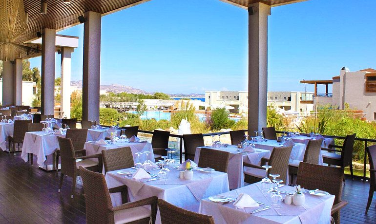 Sentido Port Royal Villas & Spa main restaurant