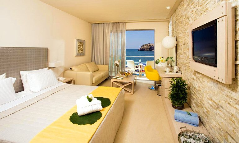 Sentido Port Royal Villas & Spa standard double room