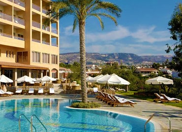 Sentido Thalassa Coral Bay Adults Only hotel in Paphos, Cyprus