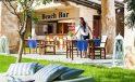 Sentido Thalassa Coral Bay beach bar