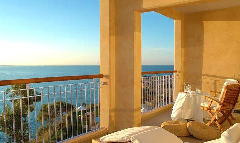 Sentido Thalassa Coral Bay room terrace