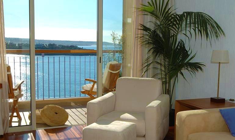 Sentido Thalassa Coral Bay sea view from room